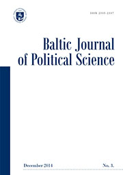 Baltic Journal of Poli Sci
